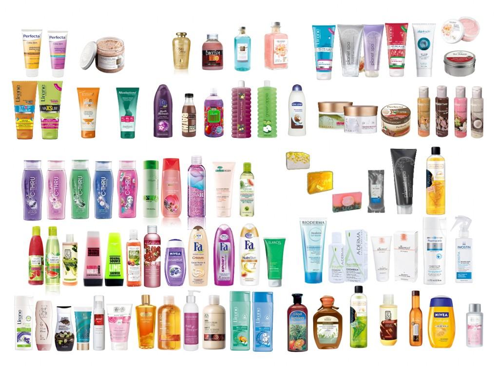 70ce5b383da1d7 Nasz test – zestawienie kosmetyków do kąpieli – BeautySHOW